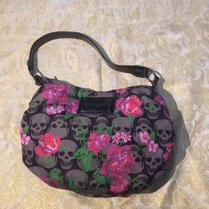 Decorative Skull shoulder bag
